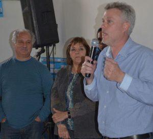 Darío Ricardo, titular de la UEPC Punilla.