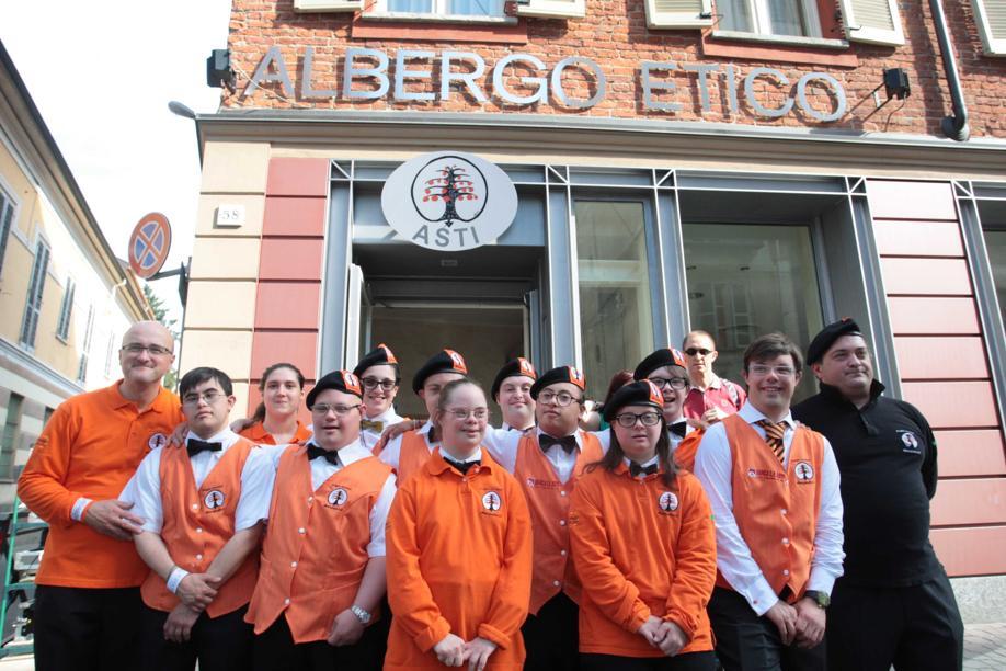 Resultado de imagen para albergo etico argentina