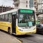 Por obras en las calles, se modifica el recorrido del transporte urbano