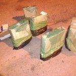 Detuvieron a dos hombres con drogas y un arma en Costa Azul