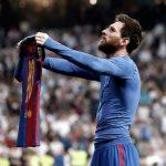 Messi ganó su quinta Bota de Oro
