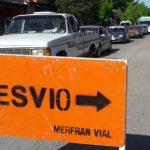 Tránsito complicado por obras: Éstos son los cortes de calles en la ciudad