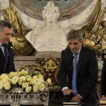 Renunció Luis Caputo a la presidencia del Banco Central