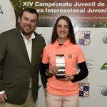 Golf: Antonella Periotti fue subcampeona en Brasil
