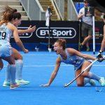 Las Leonas: Debut soñado para Jankunas en el Mundial