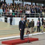 Macri anunció la reforma integral de las Fuerzas Armadas
