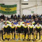 Pesca se metió en la gran final del Futsal