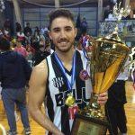 Tiziano Borioni se prepara para disputar el Argentino de Mayores