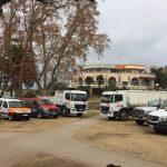 El Municipio presentó nueva flota de vehículos