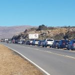 Habilitaron el Camino de las Altas Cumbres tras casi un día cerrado