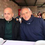 Gómez Gesteira se mostró con Baldassi en la Fiesta del Cordero Serrano de Tanti