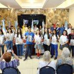 Entregaron los Premios Juan Bautista Alberdi a alumnos destacados