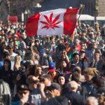 Canadá legalizó el consumo recreativo de marihuana